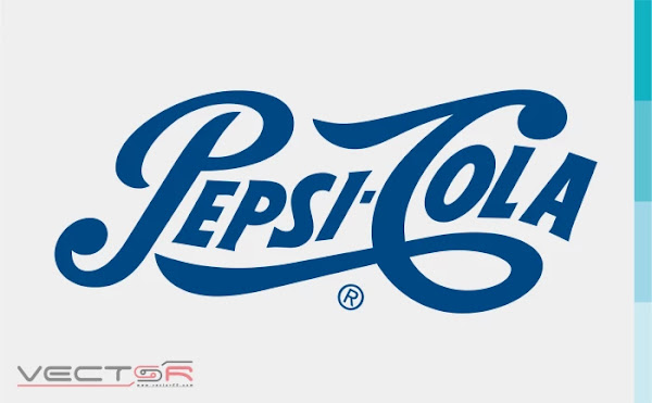 Pepsi-Cola Logo - Download Vector File SVG (Scalable Vector Graphics)