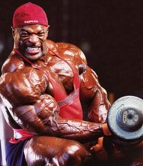 treino de hipertrofia de bíceps e tríceps