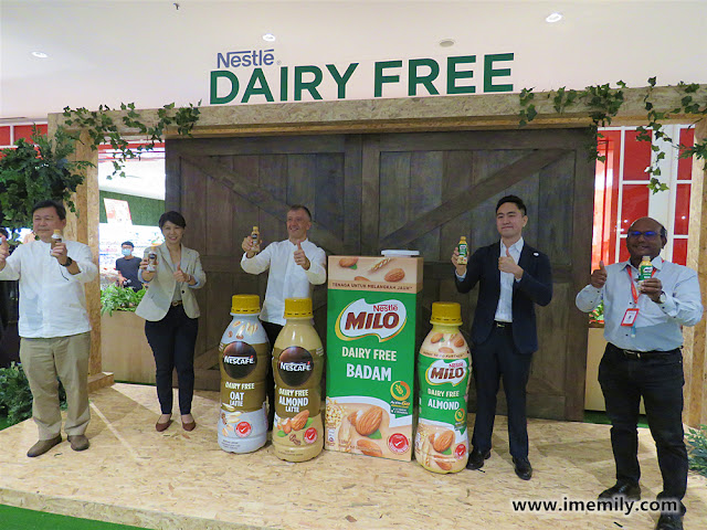 Nestlé Debuts Dairy Free MILO and NESCAFÉ Drink