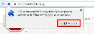 Cara Mudah Memblokir iklan Popup di Browser Mozilla dan Chrome