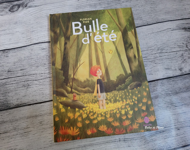 Bulles de Plume - Bulle d'été (éditions HongFei)