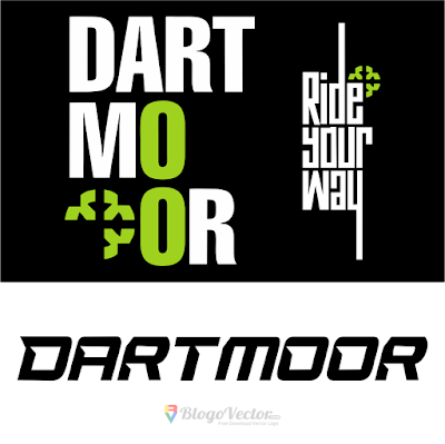 Dartmoor Bikes Logo Vector