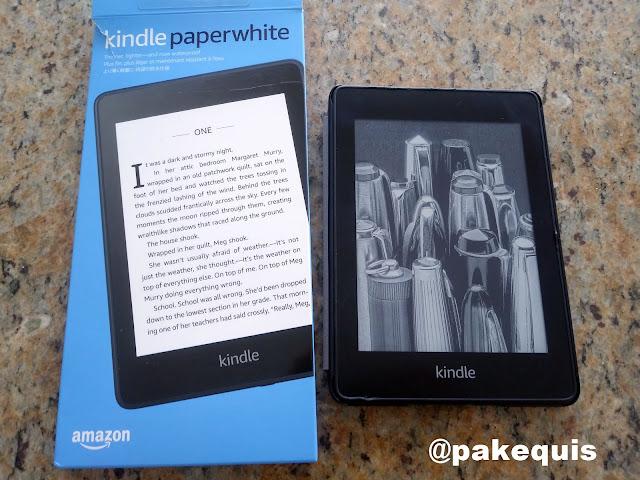 Kinlde Paperwhite 10