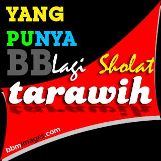 display pictures sholat tarawih terbaru