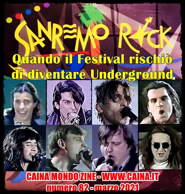 Sanremo rock quando il festival richiò di diventare underground - www.caina.it