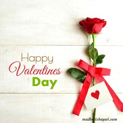Happy Valentine Day Wishing Image