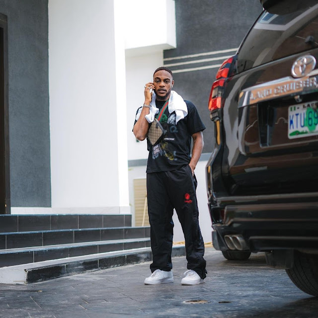 Too Much Money! Singer, Lax Buys A House And Two Cars In Less Than A Month