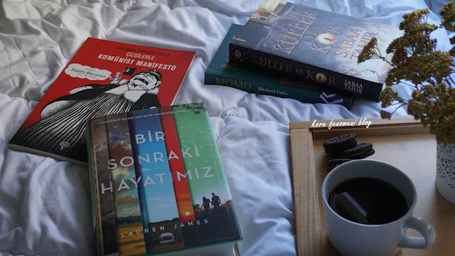 Yeni kitaplar , bir sonraki hayatımız