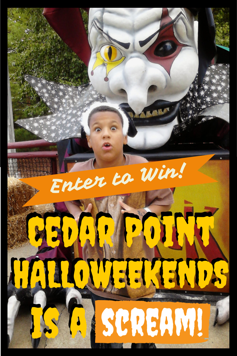 Win @CedarPoint #HalloWeekends Tickets!