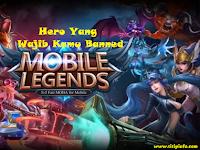5 Hero Yang Wajib Kamu Banned Saat Draft Pick Mobile Legends
