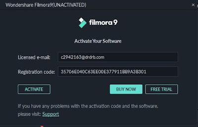 Hướng dẫn cài đặt phần mềm Wondershare Filmora 9