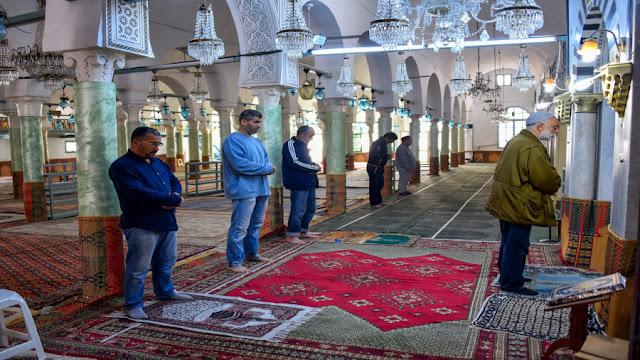 تغيير توقيت حظر الجولان : وزارة الشؤون الدينية تُعلن عن عدة إجراءات