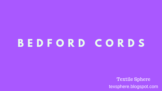 Bedford cord