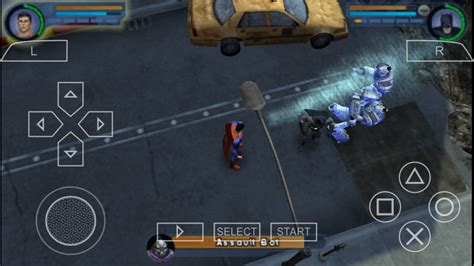 Justice league heroes Psp Cso Game Download For Android ...