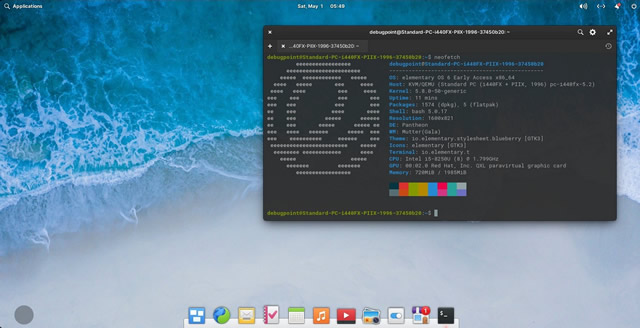 Elementary OS Linux Distribution for Ultrabooks