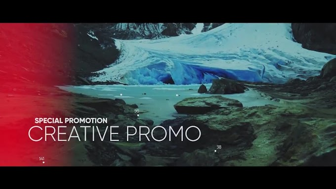 Cinematic Promo slideshow : Premiere Pro Template
