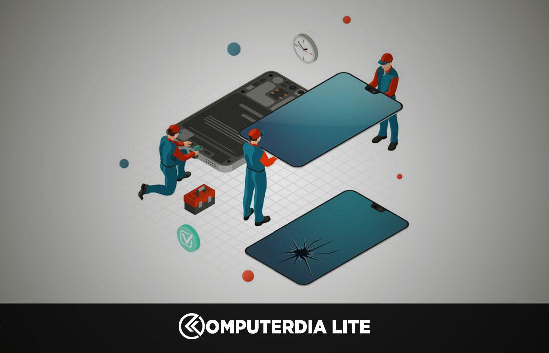 Belajar menjadi tukang service hp atau handphone dan Dasar Belajar Menjadi Teknisi Handphone Service hp Yang Benar