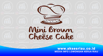 Mini Brown Cheese Cake Pekanbaru