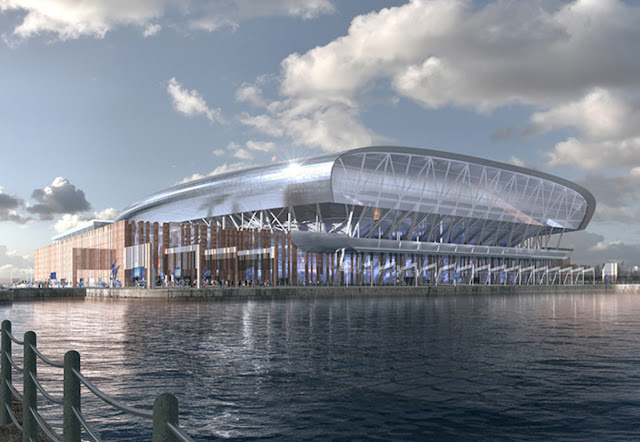 Proposed New Stadium