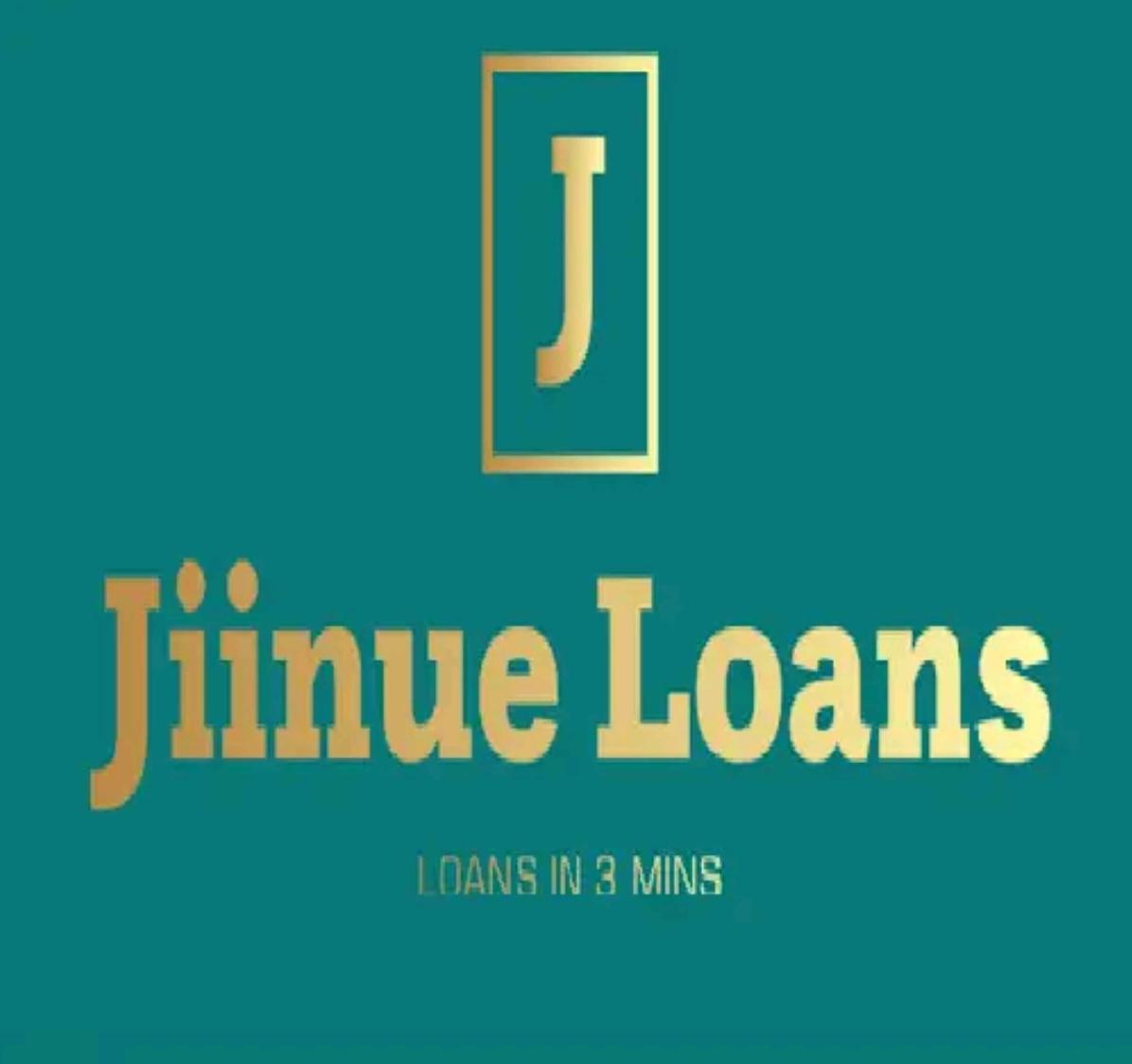 Jiinue loan app