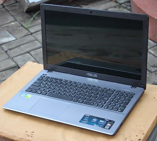 harga Laptop Gaming Asus X550V 2nd