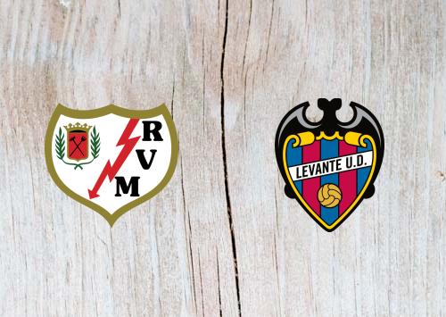 Rayo Vallecano vs Levante - Highlights 23 December 2018