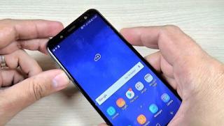 Cara Screenshot Samsung Galaxy M20 mudah