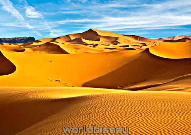 Shahara desert facts