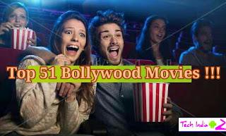 Top Bollywood hindi movies