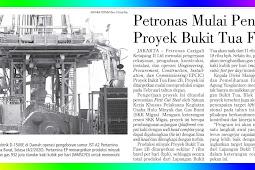 Petronas Begins Work on Phase 2B Bukit Tua Project