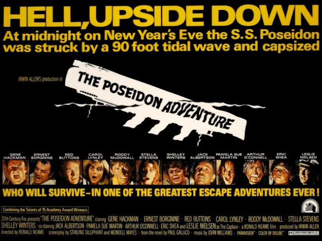 Original poster for The Poseidon Adventure