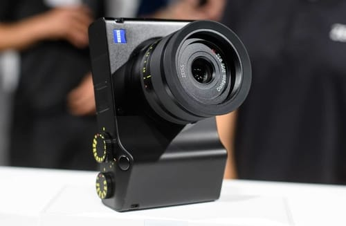 The Zeiss Android ZX1 camera costs $ 6,000