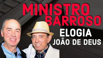 """MINISTRO APOIADOR DE MEDIUM ESTUPRADOR ATACA O CRISTIANISMO: """"Tem uma espécie de cristianismo do mal no Brasil"""", externando seu ódio"""
