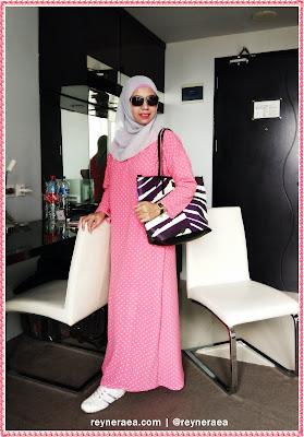 baju menyusui muslimah favita