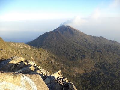 Gunung Welirang Gunung Arjuna