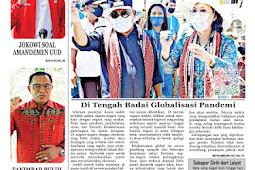 Tabloid Lelemuku #54 - Tanimbar Selatan Sambut Kemerdekaan RI  - 16 Agustus 2021