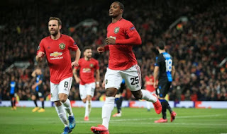 Ighalo Admits To Feeling The 'Pressure' After Scoring First Man United Goal