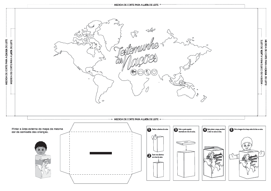 1000+ images about Missions ideas for kids' activities