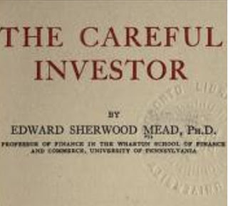 The careful investor