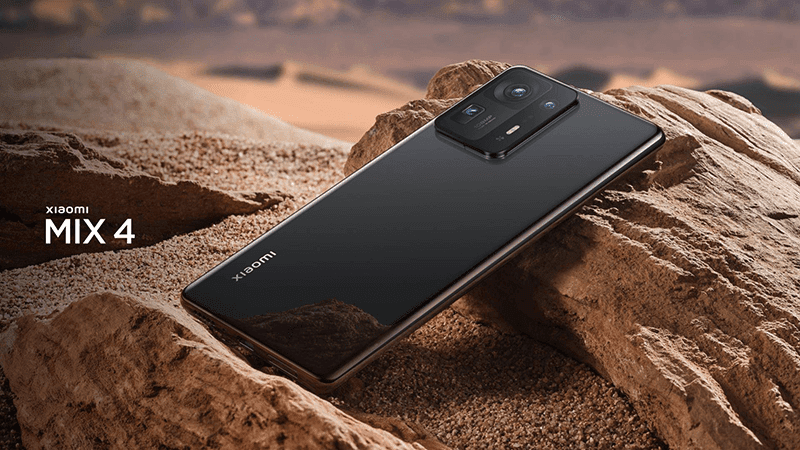 Xiaomi announces Mi MIX 4 with under-display selfie cam, SD888+ SoC, 120W charge, and 108MP + free-form + 50x zoom cameras