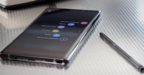 smartphone flagship Samsung