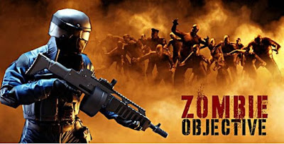 download Game Zombie Objective Versi Terbaru Mod Unlimited