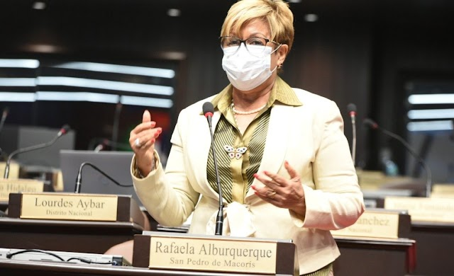 Lila Alburquerque dice no se siente bien en PLD, por el que salió diputada