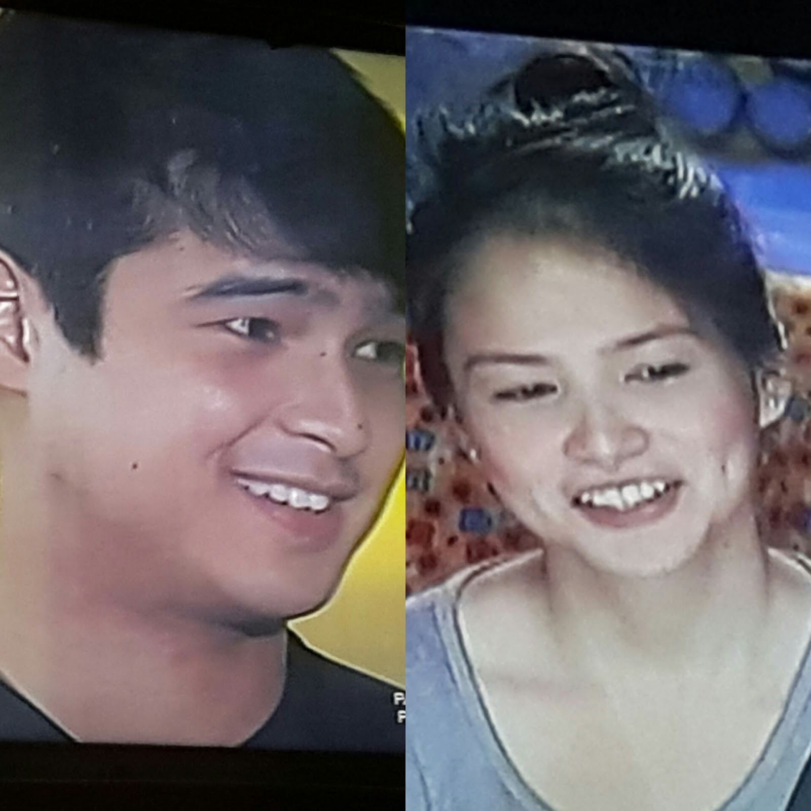 Elisse Joson and ex-boyfriend Jerome Ponce