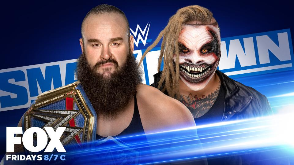 WWE Smackdown Results - August 14, 2020