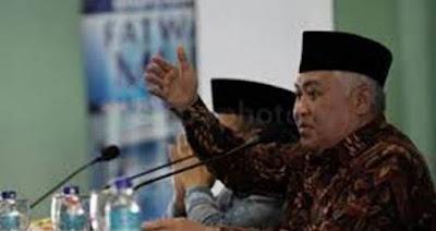 Din Syamsuddin Anggap RUU HIP Turunkan Derajat Pancasila