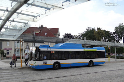 Solaris Urbino 12 CNG, DP Ostrava