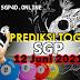 Prediksi Togel SGP 12 Juni 2021