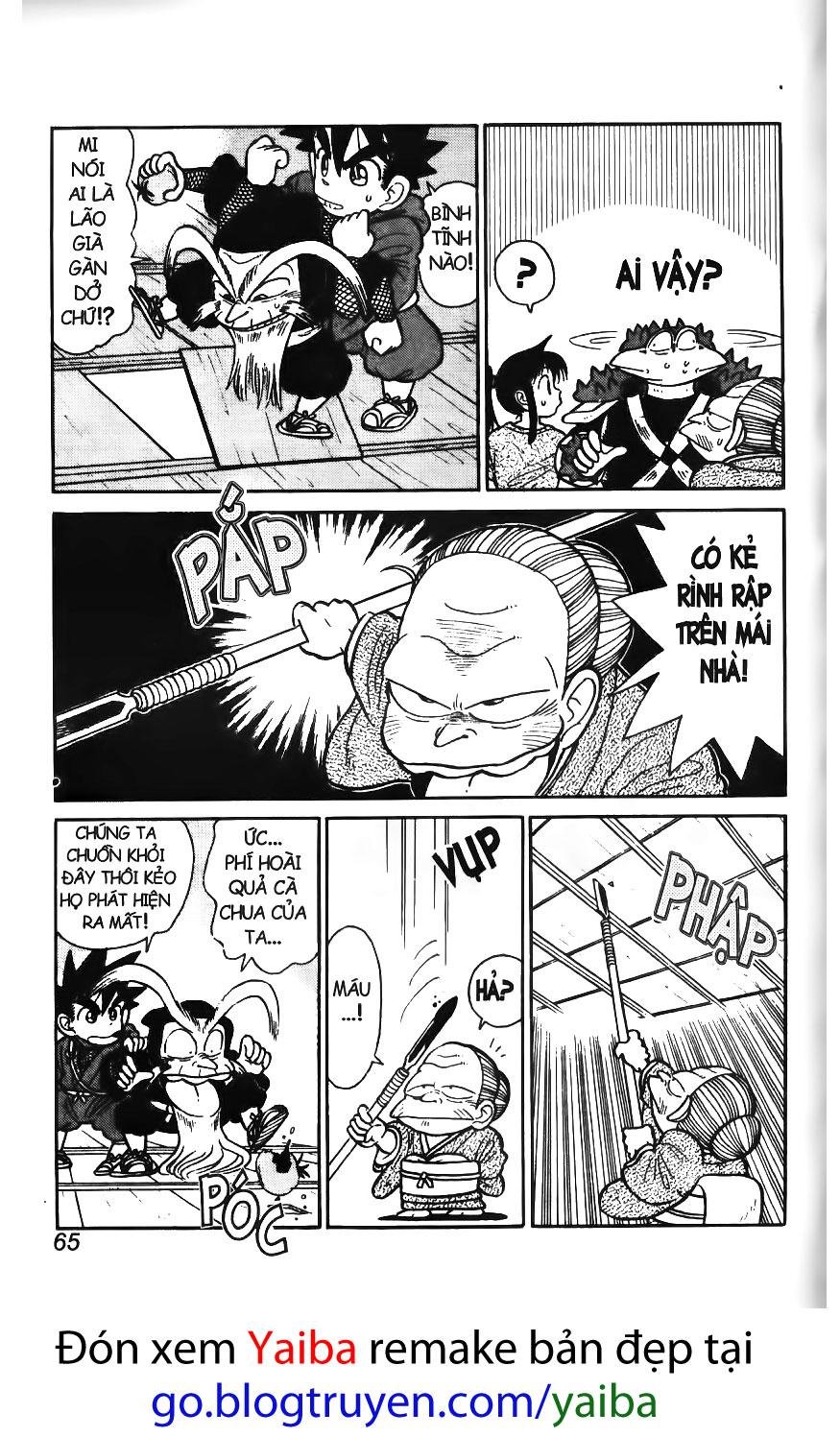 Yaiba chap 43 trang 10