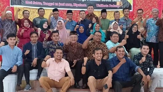 PKDP Siap Tingkatkan Sinergi Majukan Kota Padang